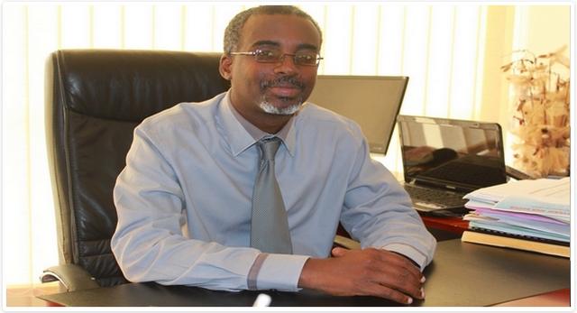 Mahdi Mohamed Djama DG adds