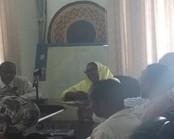 SEAS - Mme Mouna Osman Aden dans les locaux de l'ADDS