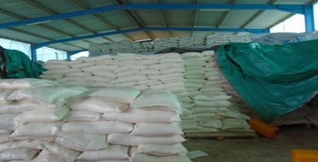 Régions d'Obock – L'ONARS procède à des dons alimentaires au camp MARKAZI