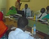 La première réunion du Comité National Consultatif du Projet PROPEJA
