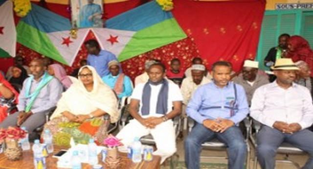 Région d'Ali Sabieh-Lancement du projet Himo