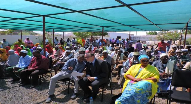 SEAS-ADDS Visite de terrain à Ali Sabieh