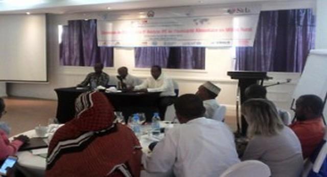 FAO MAEPE-RH Clôture de la 6e analyse IPC de l'insécurité alimentaire en milieu rural